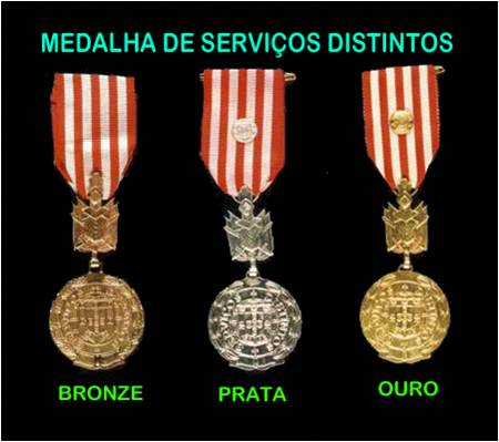 Medalha SD