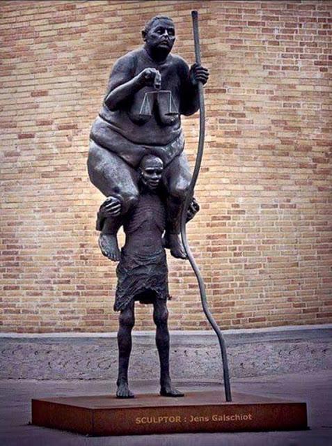 Justiça obesa